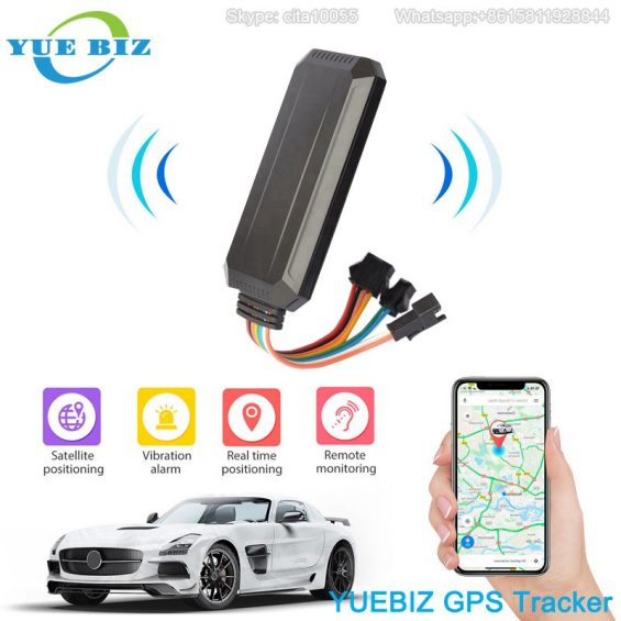 Car-tracking-device