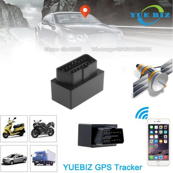 OBD-Tracker-factory