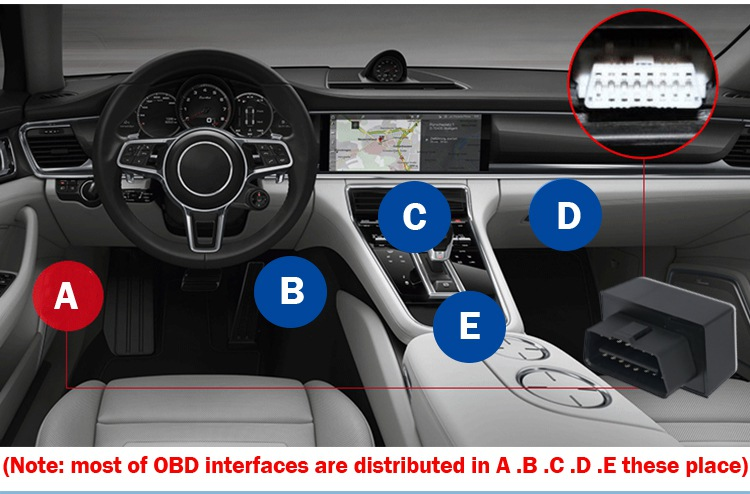 OBD-Tracking-device