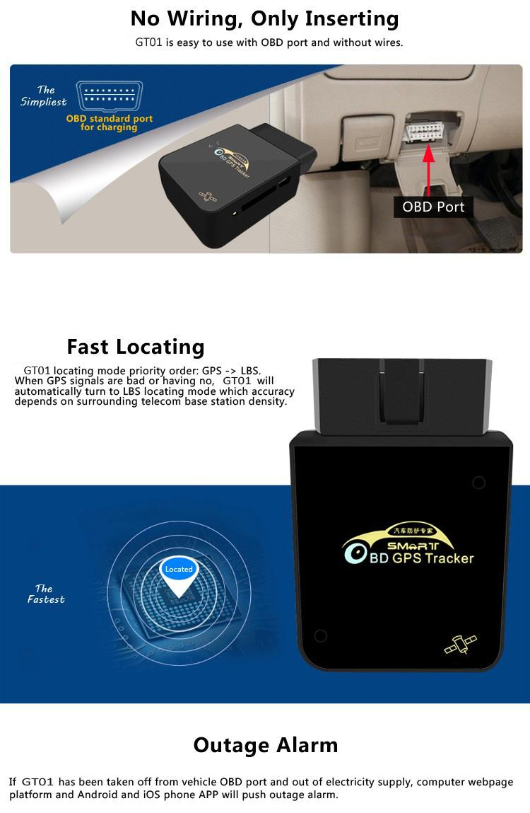 Wireless-OBD-Tracker