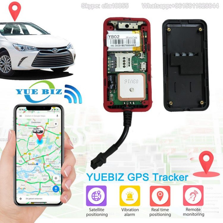 vehicle-tracker-factory