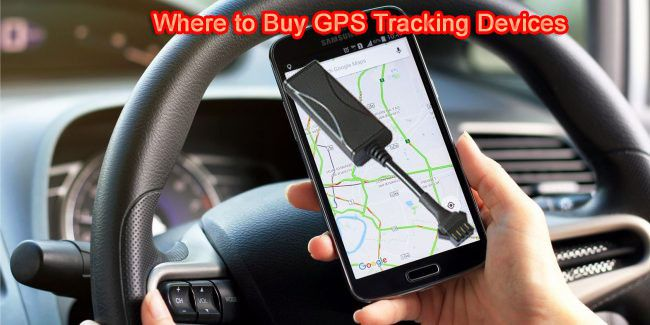 where to buy gps tracker